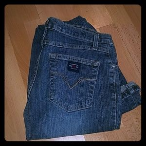World standard c'est ct toi stretchy jeans